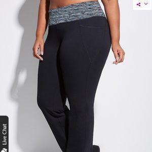 422303b29842b Lane Bryant Pants | Livi Active Signature Stretch Yoga | Poshmark